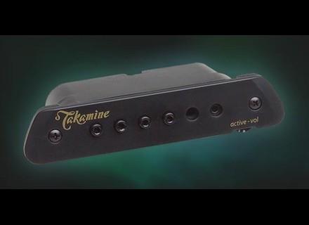Takamine TRI-AX Pickup