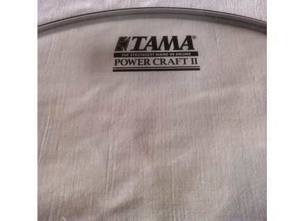 "Tama Tama power craft 2 clear 10"""