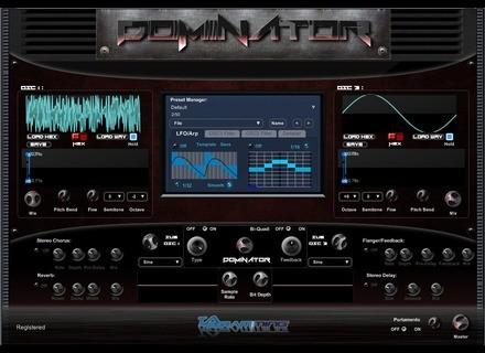 Taprogramming Dominator