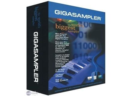 Tascam GigaSampler