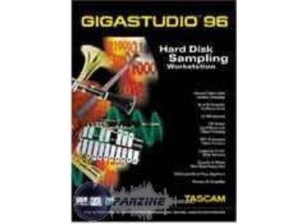 Tascam GigaStudio 96