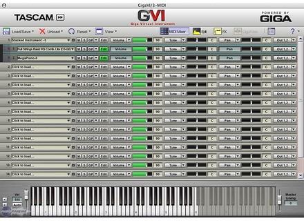 Tascam GVI 4
