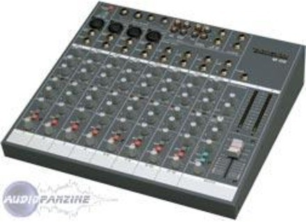 table de mixage tascam m-08