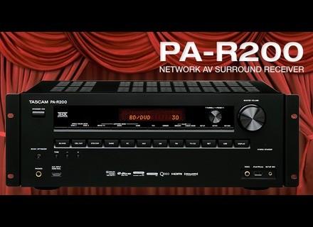 Tascam PA-R200