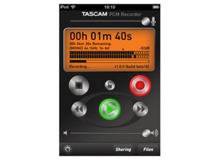Tascam PCM Recorder