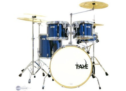 Taye Drums RockPro Brushed Midnight Blue Finish