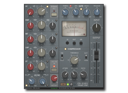 TBProAudio CS-3301