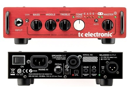 TC Electronic BH Amps