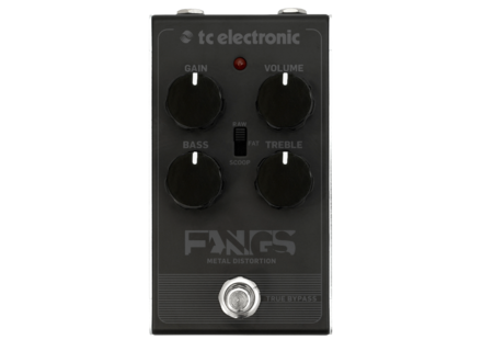 fangs metal distortion tc electronic fangs metal distortion audiofanzine. Black Bedroom Furniture Sets. Home Design Ideas