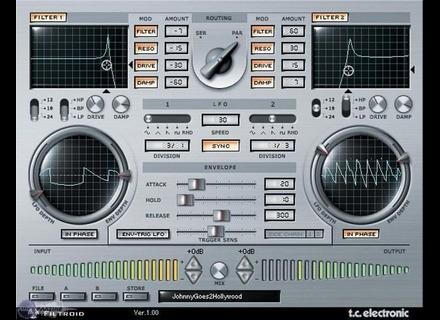 TC Electronic FILTROÏD
