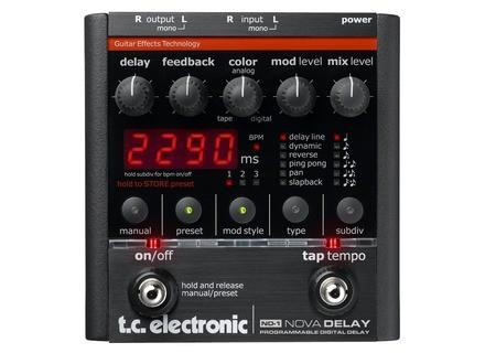 TC Electronic Nova