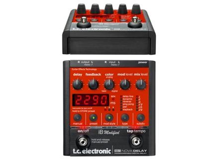 TC Electronic Nova Delay iB Modified