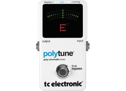 TC Electronic PolyTune - White