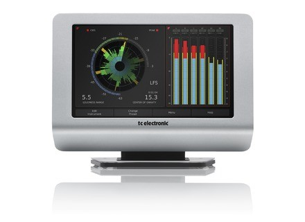 TC Electronic TC TouchMonitor TM9