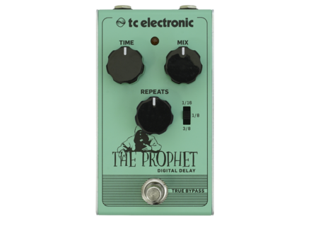 TC Electronic The Prophet Digital Delay