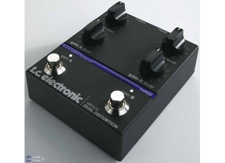 TC Electronic Vintage Dual Distortion