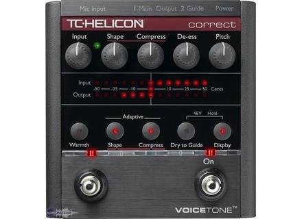 TC-Helicon Correct