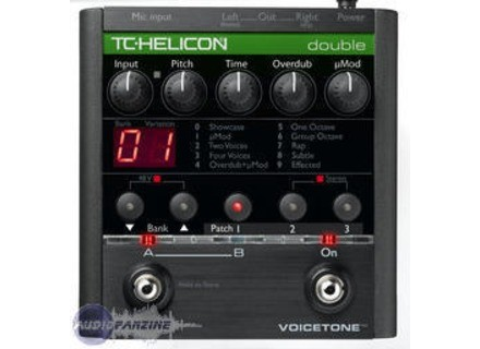 TC-Helicon Double