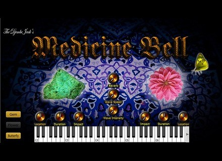 TDJaudio Medicine Bell