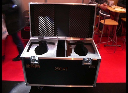 Tec-fly Flight-case Lyres
