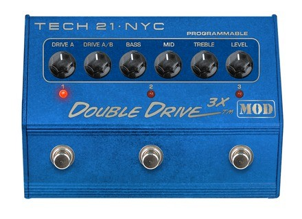 Tech 21 Double Drive 3X MOD