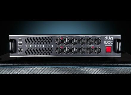 Tech 21 dUg Pinnick Signature Ultra Bass 1000