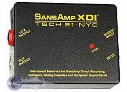 Tech 21 SansAmp XDI