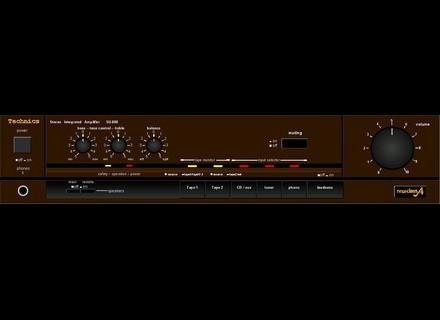 Technics SU-800