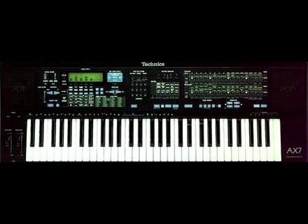 Technics SX-AX7
