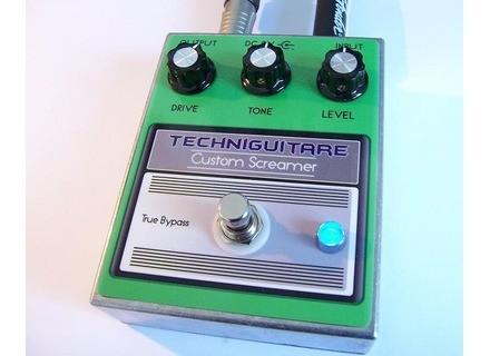 Techniguitare Custom Screamer