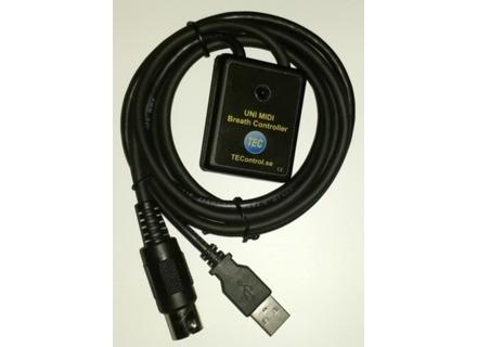 TEControl UNI MIDI Breath Controller