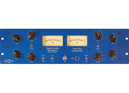 Tegeler Audio Manufaktur Vari Tube Compressor