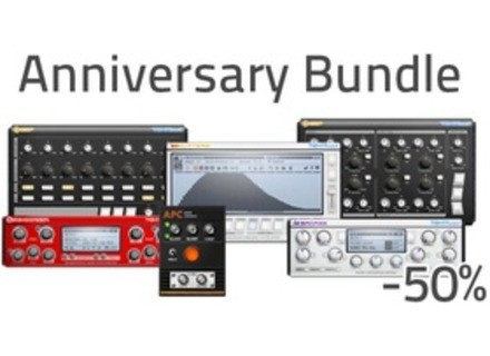 Tek'it Audio Anniversary Bundle