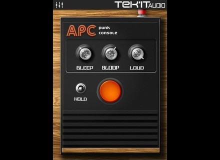 Tek'it Audio APC punk console
