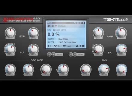 Tek'it Audio Genobazz Pro