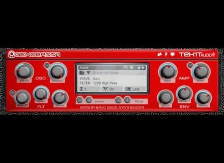 Tek'it Audio Genobazz R