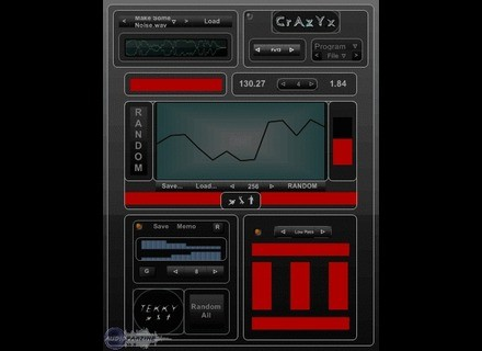 Tekky Synths CrAzYx [Freeware]
