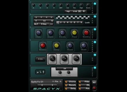Tekky Synths SpAcYx v2