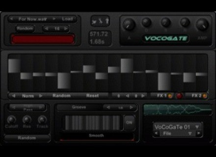 Tekky Synths VoCoGaTe