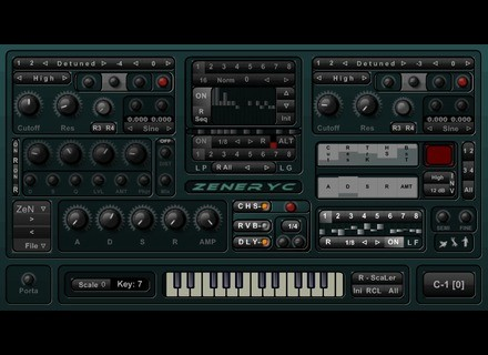 Tekky Synths ZeNeRyC Pro 2