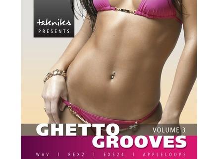 Tekniks Ghetto Grooves 3