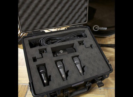 Telefunken Elektroakustik DD4 Drum Microphone Set