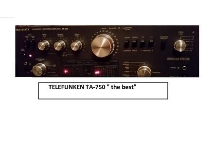 Telefunken / Siemens TA 750