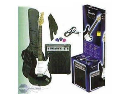 Tenson Pack Guitare Electrique Debutant
