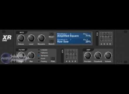 Tention Digital Audio XR ONE [Freeware]