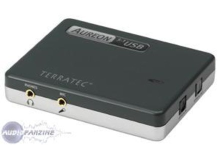 TERRATEC AUREON 5.1 USB DRIVERS FOR WINDOWS 8