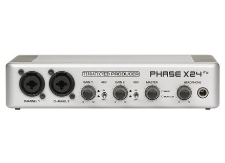 Terratec Producer Phase X24 Fw