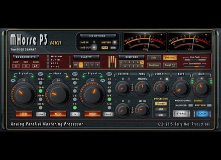 Terry West Plugins MHorse P3 mkII