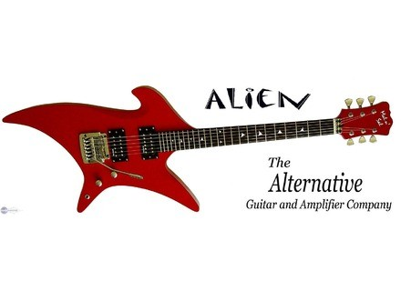 The Alternative Guitar And Amplifier Company Alien