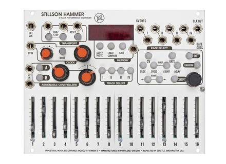 The Harvestman Stillson Hammer Mk2